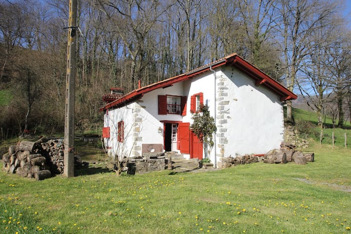 Moulin début XVIIIe siècle - Irissarry - House