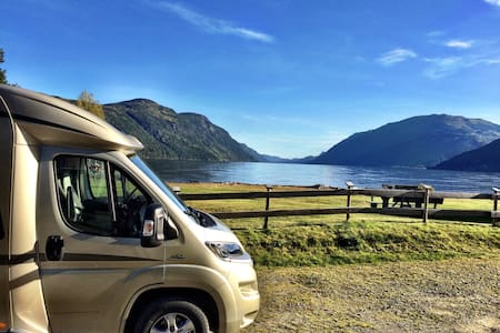 Freecamping Luxury Style - RV - Sandefjord