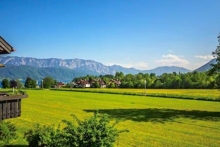 ParadiesischeAttersee Ferienwohnung - Mühlbach