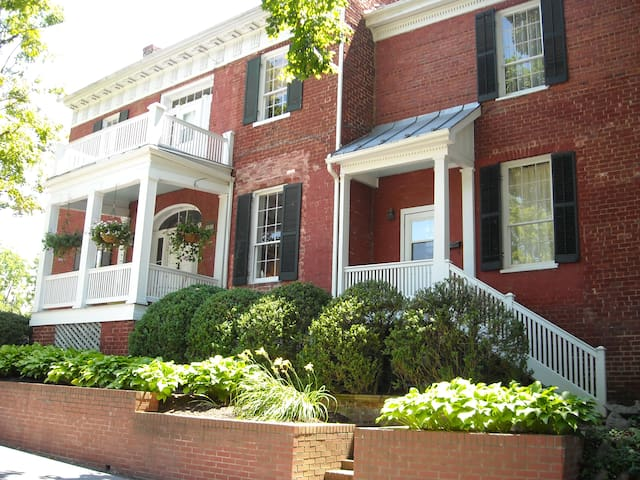 Historic Second North House - Lewisburg - Apartmen