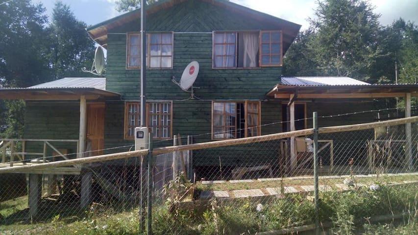 Hermosa Cabaña a 7 mins del lago! - Villarica - Ev