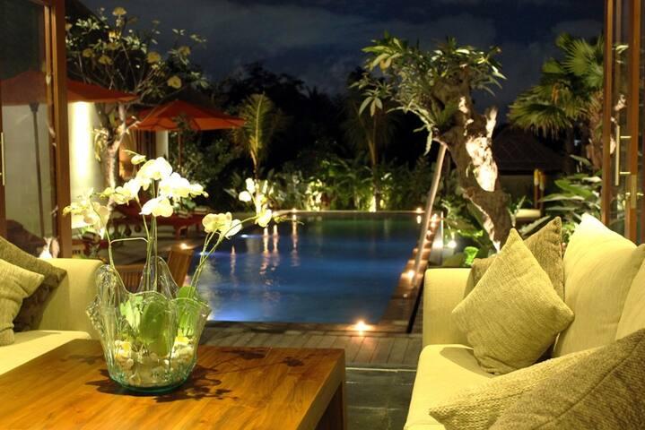 Enchanting 4 Bedrooms Canggu Villa