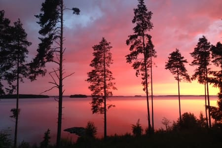 Niemenluhta Saimaa - Lappeenranta - Casa