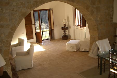 Etruscan converted building - Apartment