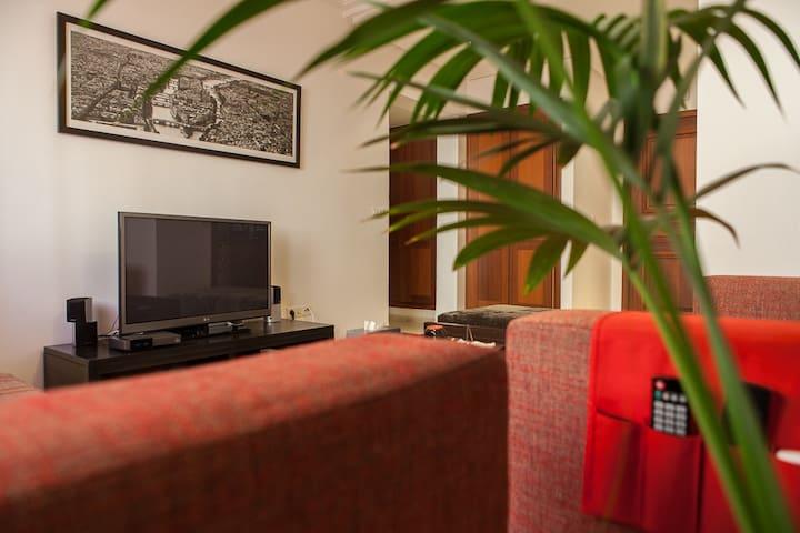 Bright 1 BDR flat - Marsa, Tunis - Marsa - Apartamento