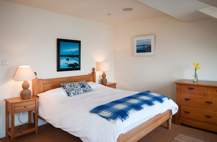 Quay House with Stunning Views - Roundstone - House