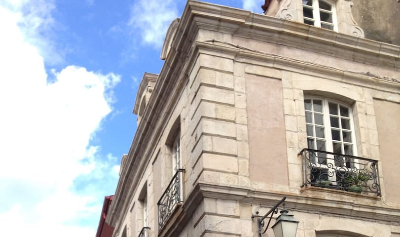 Appartement dans maison d'armateur - Saint-Jean-de-Luz