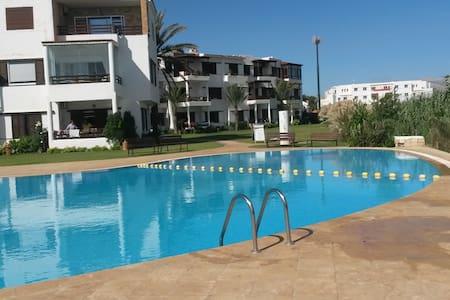 Ylara Beach piscine plage à 50m - Cabo Negro - Wohnung