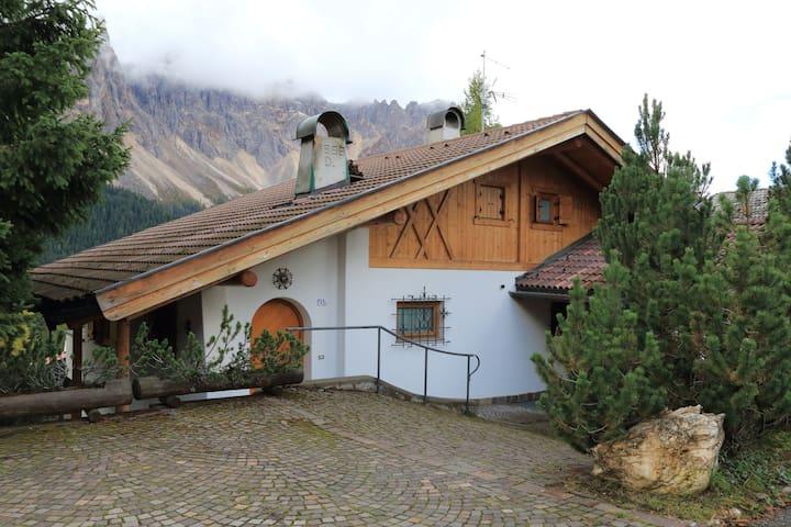 Delizioso appartamento in villa - Carezza - Apartment