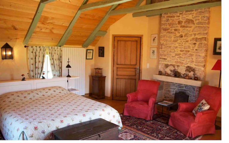 Chambre double confort - Bozouls - Bed & Breakfast