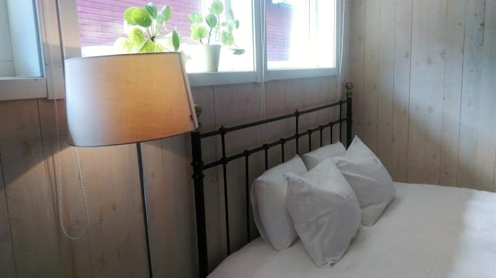 Private studio and best bed in Umeå!