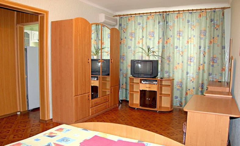 Apartment in the center of Lugansk - Lugansk - Daire