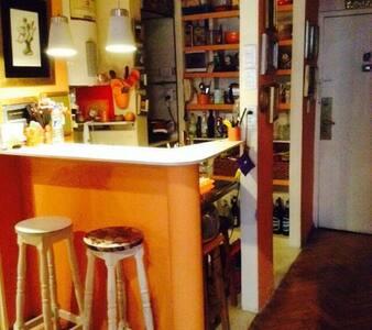 Habitación privada en Recoleta - Buenos Aires - Apartment