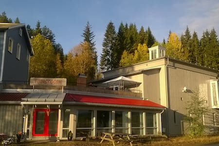 Guesthouse right on the border - Kongsvinger