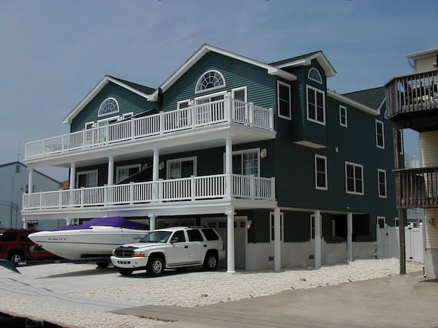 Sleeps 18 !! - - Sea Isle City NJ - Sea Isle City - Selveierleilighet