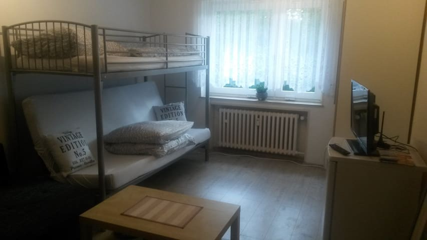 Robert rent a room für 2-4 Gäste - Keulen - Appartement