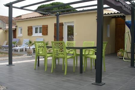 T2  indépendant 32 m2 avec parking - La Seyne-sur-Mer
