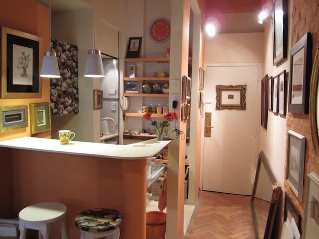 Habitación privada en Recoleta
