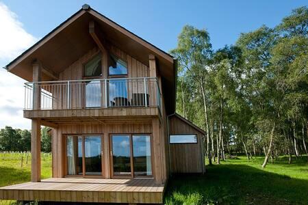 Silver Birch Lodge (378486) - Croy - Hus