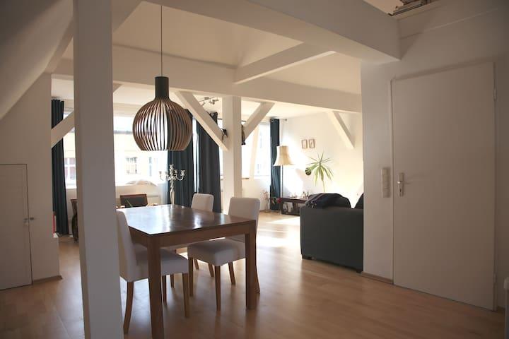 Luxus Flat Top Roof Berlin WELCOME - 柏林 - 公寓