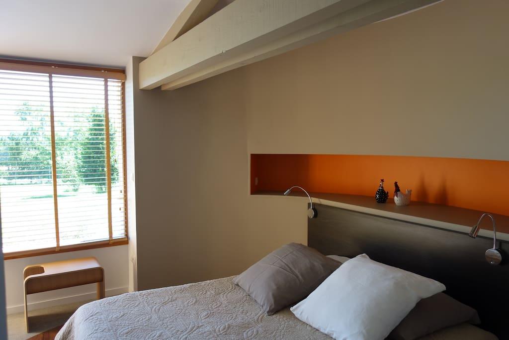 coqcooning chambre d 39 h te bien tre chambres d 39 h tes louer domaize auvergne france. Black Bedroom Furniture Sets. Home Design Ideas