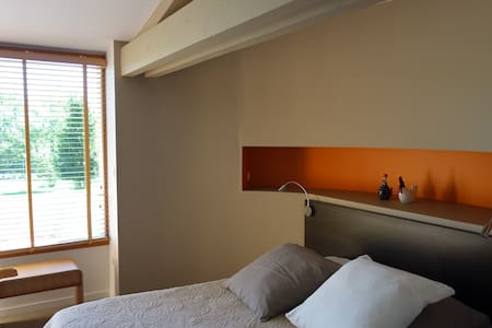 Coqcooning chambre d'hôte bien-être - Domaize - Bed & Breakfast