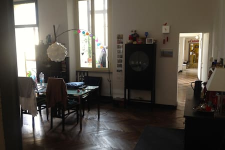 Old house in the heart of Piacenza - Piacenza - Apartment - 1