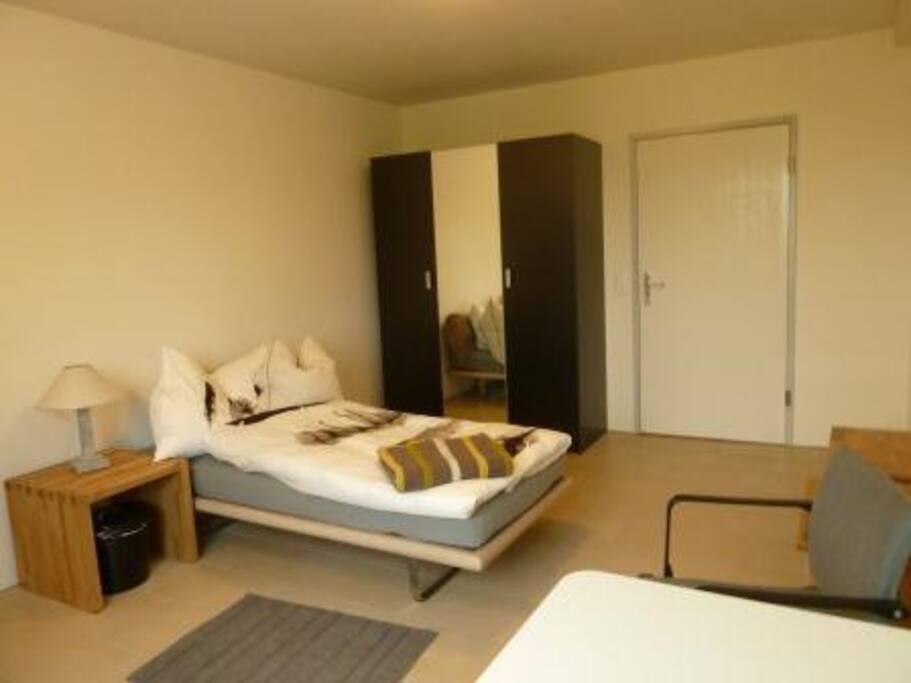 Zimmer mit 1-3 Betten