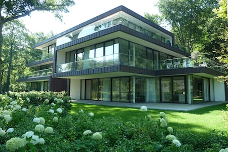 Design villa-appartement - Bloemendaal