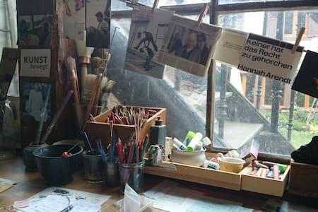 La Maison-Atelier de Patricia - Sainte-Marie-aux-Mines - Talo