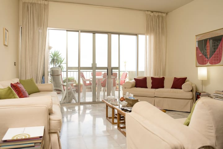 Charming flat with a great view/residential area! - Qornet Chahouane