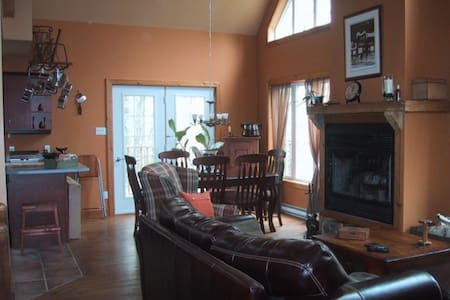 Romantic Chalet in Forest Setting - Mont-Tremblant