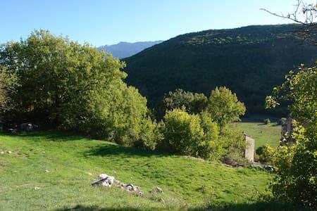 Haystack of 700 Valley Sirente - Fontecchio - House