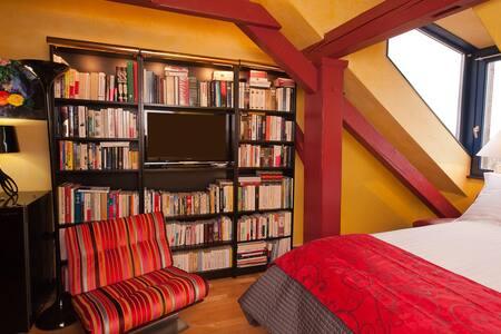 Chambre Victor Hugo - Le Loft 13 - Strasburgo - Loft