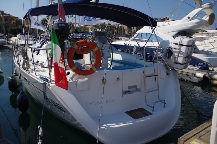 Comfortable Sailboat for Relaxing - Milazzo - Boat