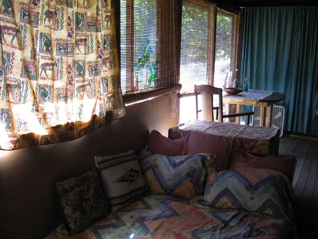 Remote: Mini-apt in the ranch house - Big Sur - Talo