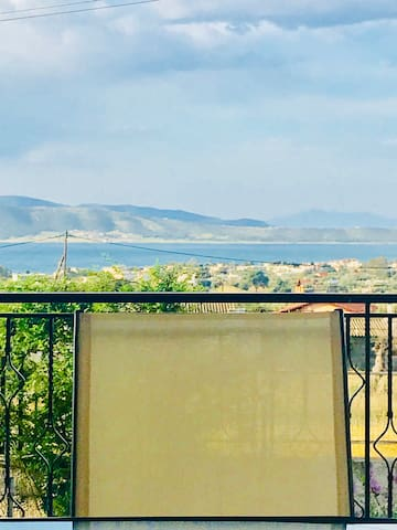 sea view countryside home near Athens (Phone number hidden by Airbnb)