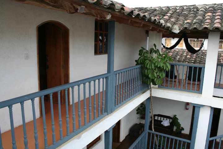 Family friendly apartment in the center of Otavalo - Otavalo - Apartment