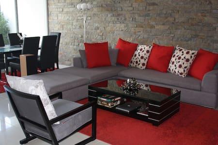 Bel appartement en bord de mer - Casablanca - Wohnung