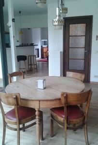 Rustige gezellige kamer - Gent - House