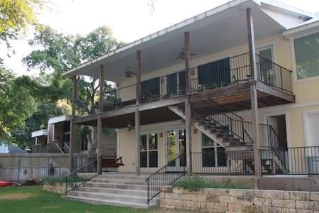 2/1 House on Lake Dunlap - New Braunfels