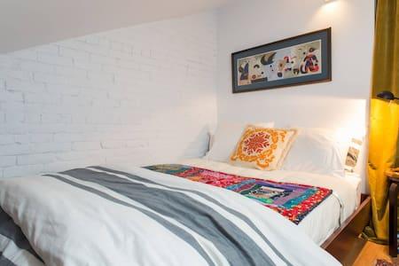 Brownstone Cozy Penthouse Suite - 波士顿 - 公寓
