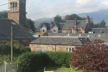 Ben Ledi View Holiday Apartment - Callander - Wohnung