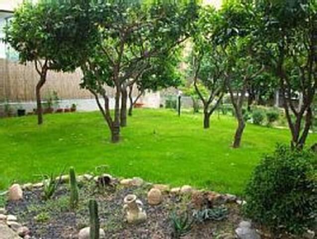 Rifinito quadrivano giardino - Quartu Sant'Elena - Leilighet