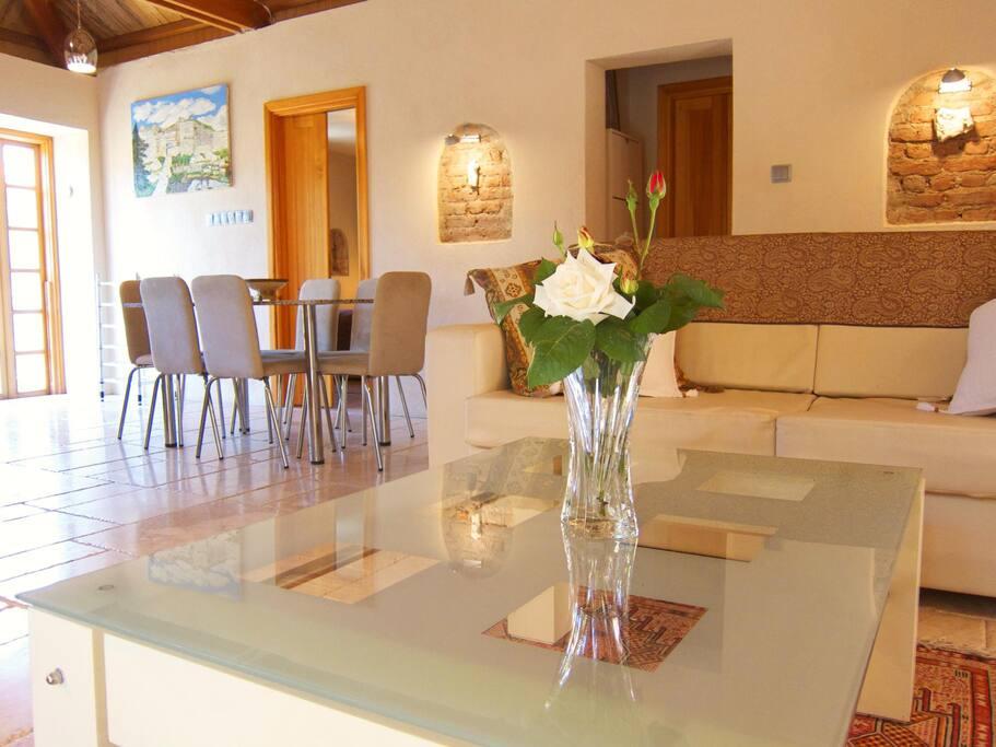 Serenity Living Room