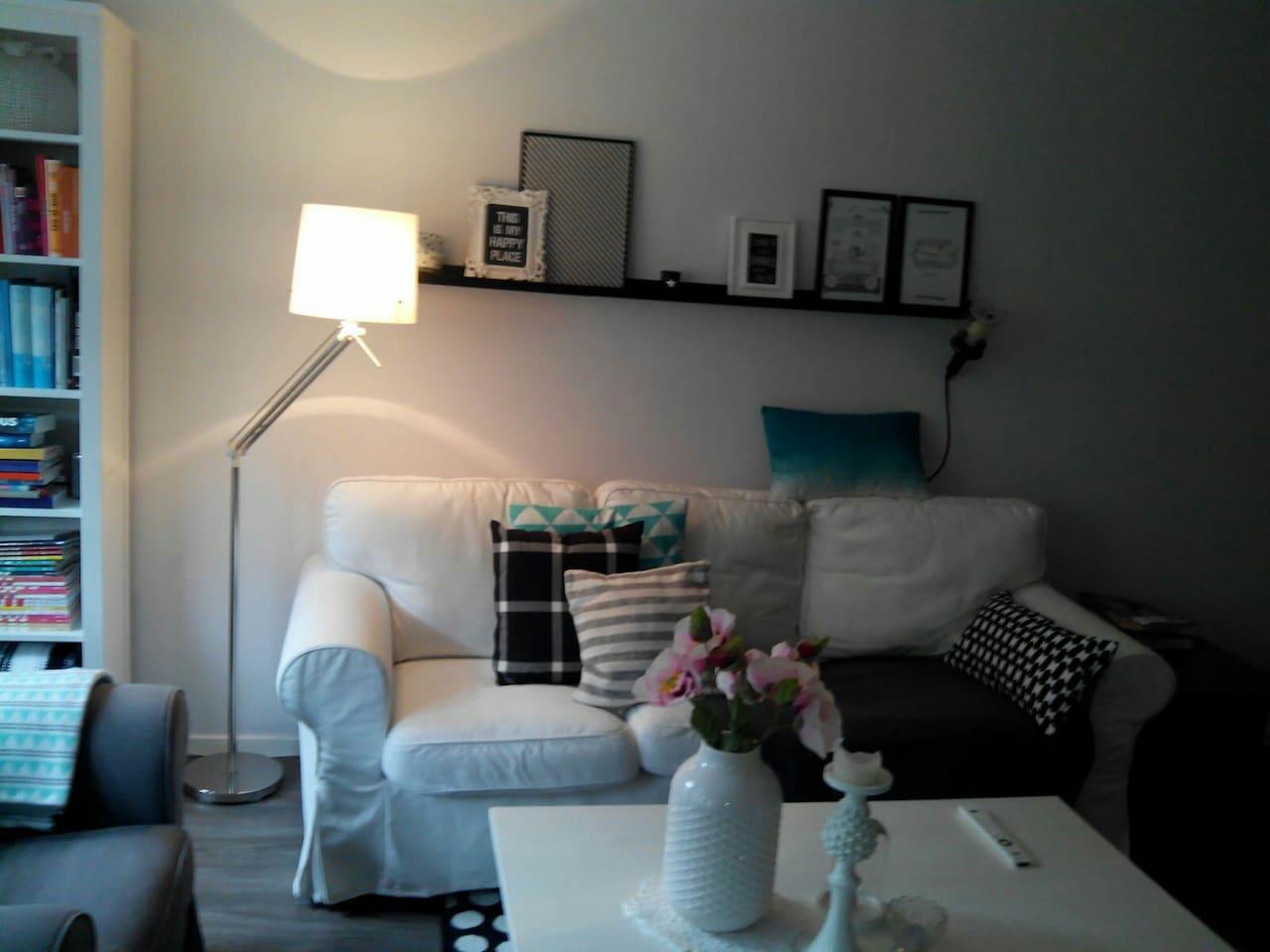 Appartment in Apeldoorn city centre