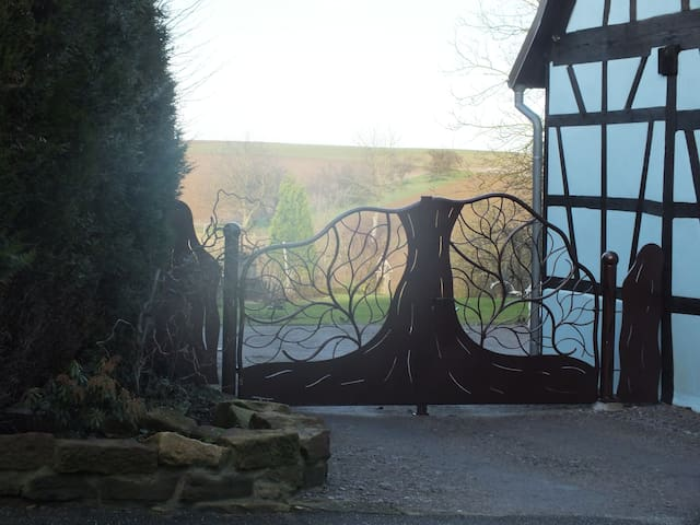Self Cottage in Alsace
