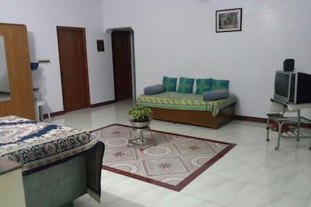 Perfectly Relaxed Bedroom @ Vinyasa - Mysuru
