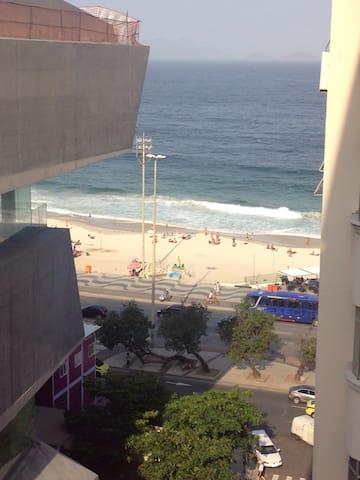 Copacabana Studio Ocean View!!! - Rio de Janeiro - Appartamento