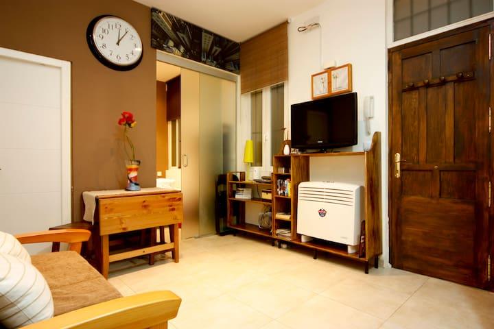 Apartamento en Centro Madrid +WIFI